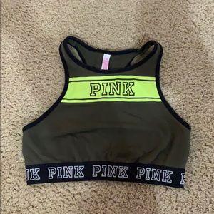 Victoria's secret- Pink sports bra